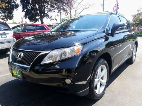 2010 Lexus RX 350 for sale at Oak Hill Auto Sales of Wooster, LLC in Wooster OH