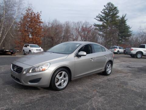 2013 Volvo S60 for sale at Manchester Motorsports in Goffstown NH