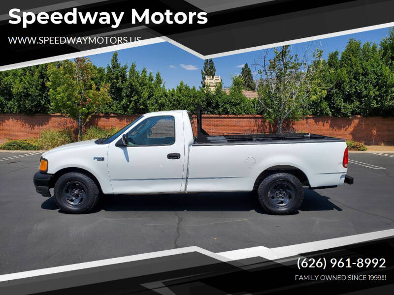 2004 Ford F-150 Heritage for sale at Speedway Motors in Glendora CA