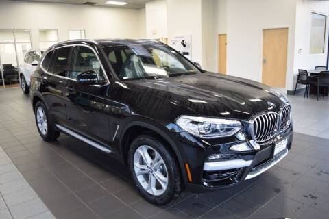2021 BMW X3 for sale at BMW OF NEWPORT in Middletown RI