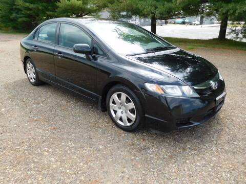 2009 Honda Civic for sale at WESTERN RESERVE AUTO SALES in Beloit OH