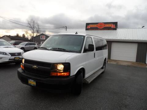 2017 Chevrolet Express Passenger for sale at Grand Prize Cars in Cedar Lake IN