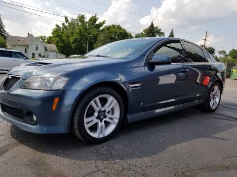 2009 Pontiac G8 for sale at DALE'S AUTO INC in Mount Clemens MI