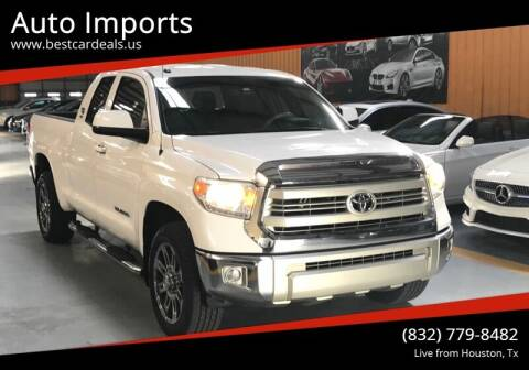 2014 Toyota Tundra for sale at Auto Imports in Houston TX