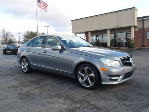 2013 Mercedes-Benz C-Class for sale at TAPP MOTORS INC in Owensboro KY