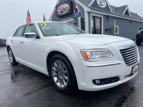 2013 Chrysler 300 for sale at Cape Cod Carz in Hyannis MA