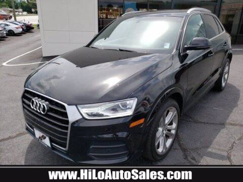 2017 Audi Q3 for sale at Hi-Lo Auto Sales in Frederick MD