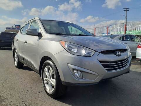 2013 Hyundai Tucson for sale at Julian Auto Sales, Inc. - Number 1 Car Company in Detroit MI