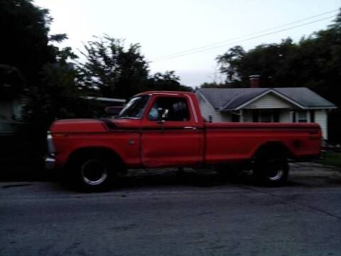 1973 Ford F-150 for sale at Haggle Me Classics in Hobart IN