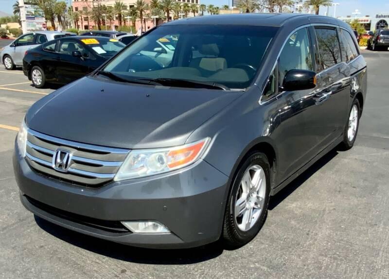 2011 Honda Odyssey for sale at Charlie Cheap Car in Las Vegas NV