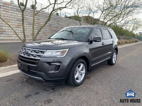 2018 Ford Explorer for sale at AUTO HOUSE TEMPE in Tempe AZ