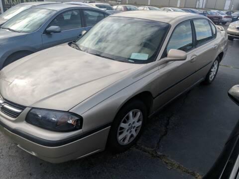 2000 Chevrolet Impala for sale at Kash Kars in Fort Wayne IN