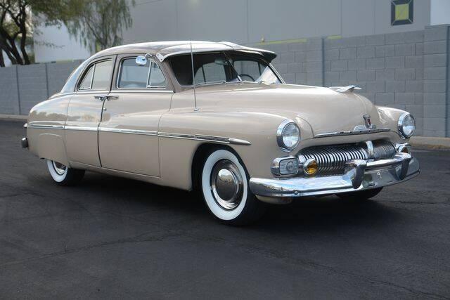 1950 Mercury 8 for sale at Arizona Classic Car Sales in Phoenix AZ