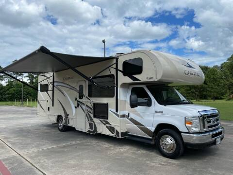 2019 Thor Chateau 31, SLEEPS 8, 4k Miles for sale at Top Choice RV in Spring TX