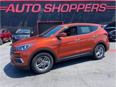 2017 Hyundai Santa Fe Sport for sale at AUTO SHOPPERS LLC in Yakima WA
