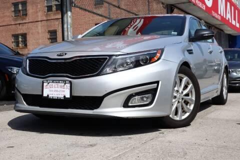 2015 Kia Optima for sale at HILLSIDE AUTO MALL INC in Jamaica NY