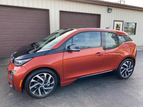 2015 BMW i3 for sale at Ryans Auto Sales in Muncie IN