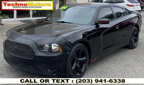 2014 Dodge Charger for sale at Techno Motors in Danbury CT