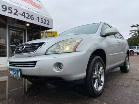 2006 Lexus RX 400h for sale at Mainstreet Motor Company in Hopkins MN