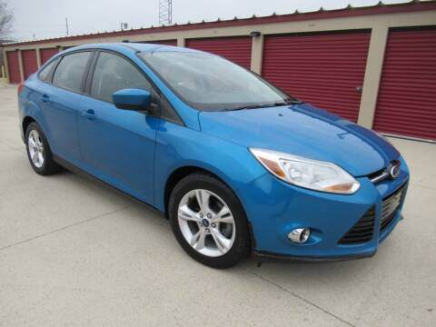 2012 Ford Focus for sale at Perfection Auto Detailing & Wheels in Bloomington IL