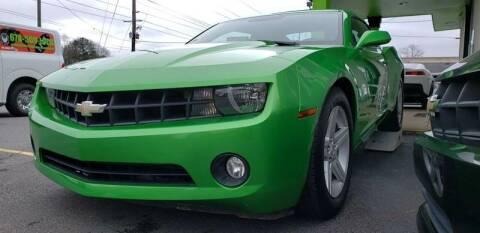 2011 Chevrolet Camaro for sale at Used Imports Auto - Metro Auto Credit in Smyrna GA