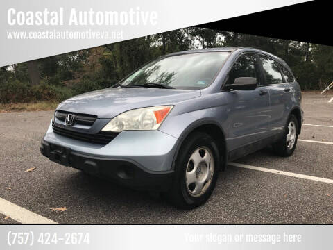 2007 Honda CR-V for sale at Coastal Automotive in Virginia Beach VA