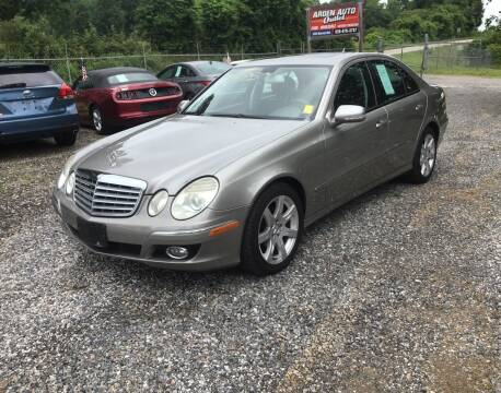 2007 Mercedes-Benz E-Class for sale at Arden Auto Outlet in Arden NC