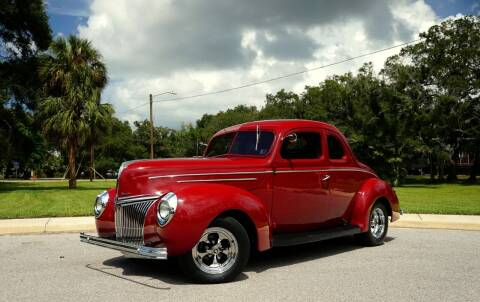 1939 Ford Deluxe for sale at P J'S AUTO WORLD-CLASSICS in Clearwater FL