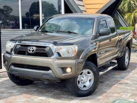 2013 Toyota Tacoma for sale at Unique Motors of Tampa in Tampa FL