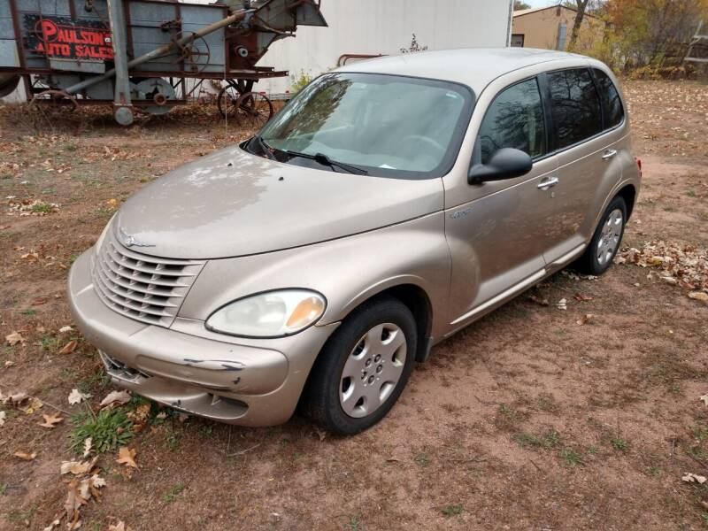 2004 Chrysler PT Cruiser for sale at Paulson Auto Sales in Chippewa Falls WI