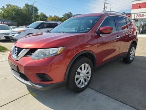 2016 Nissan Rogue for sale at Quallys Auto Sales in Olathe KS