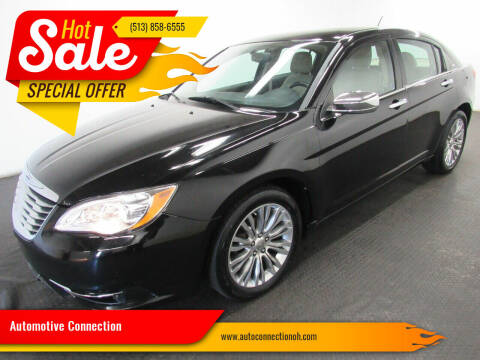 2013 Chrysler 200 for sale at Automotive Connection in Fairfield OH