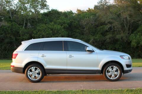 2011 Audi Q7 for sale at Clear Lake Auto World in League City TX