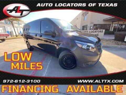 2019 Mercedes-Benz Metris for sale at AUTO LOCATORS OF TEXAS in Plano TX