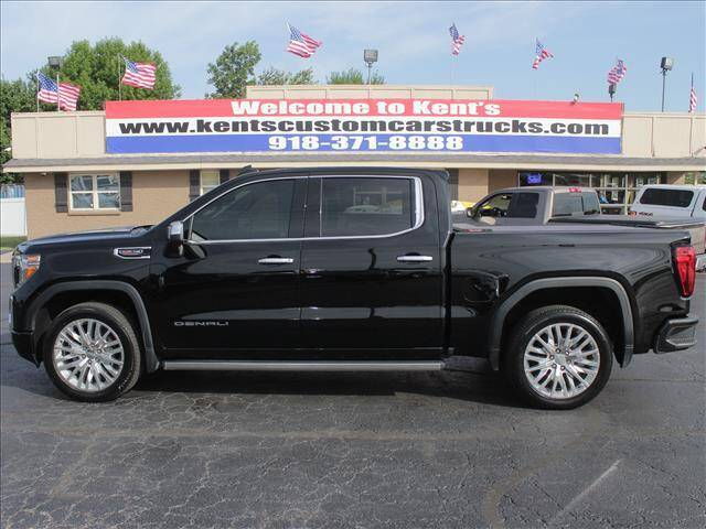 2019 GMC Sierra 1500 for sale at Kents Custom Cars and Trucks in Collinsville OK