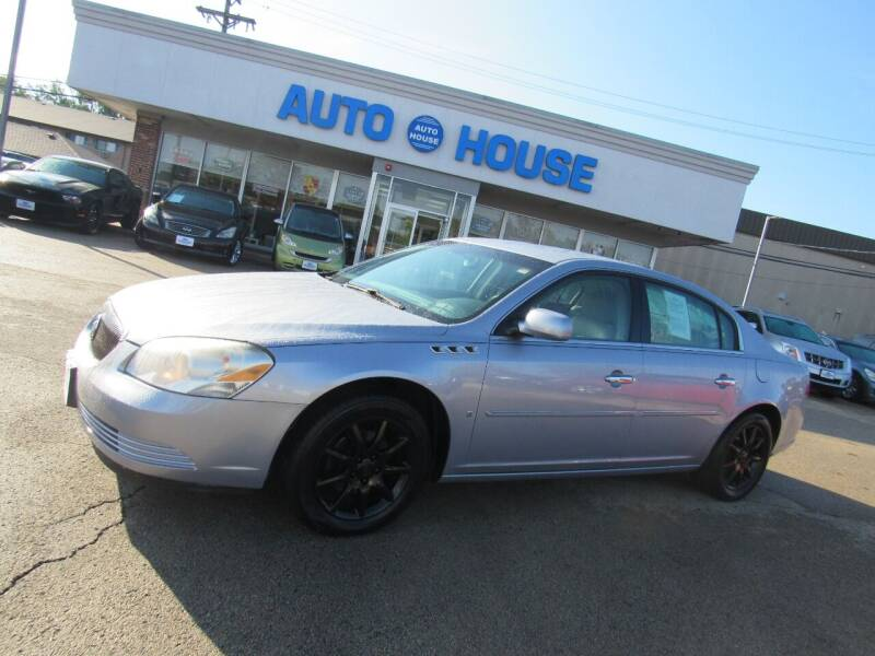 2006 Buick Lucerne for sale at Auto House Motors in Downers Grove IL