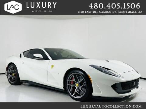 2019 Ferrari 812 Superfast for sale at Luxury Auto Collection in Scottsdale AZ