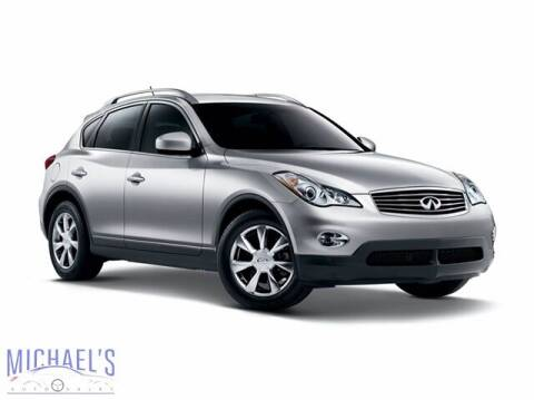 2008 Infiniti EX35 for sale at Michael's Auto Sales Corp in Hollywood FL
