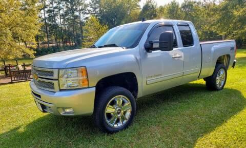 2012 Chevrolet Silverado 1500 for sale at Victory Auto Sales LLC in Mooreville MS