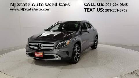 2015 Mercedes-Benz GLA for sale at NJ State Auto Auction in Jersey City NJ