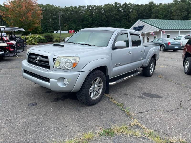 2006 Toyota Tacoma for sale at BOLTON MOTORS INC in Bolton CT
