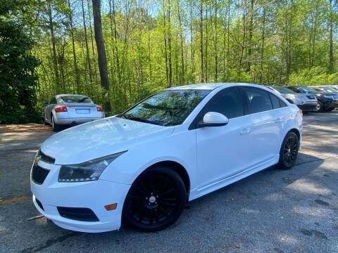 2011 Chevrolet Cruze for sale at Car Online in Roswell GA