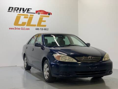 2003 Toyota Camry for sale at Drive CLE in Willoughby OH
