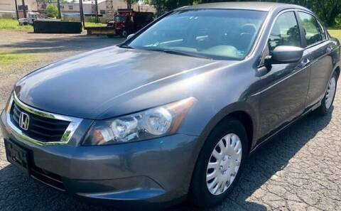 2010 Honda Accord for sale at Capitol Auto Sales Inc in Manassas VA