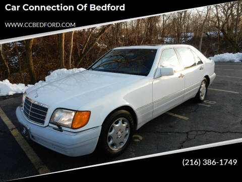 1995 Mercedes-Benz S-Class for sale at Car Connection of Bedford in Bedford OH
