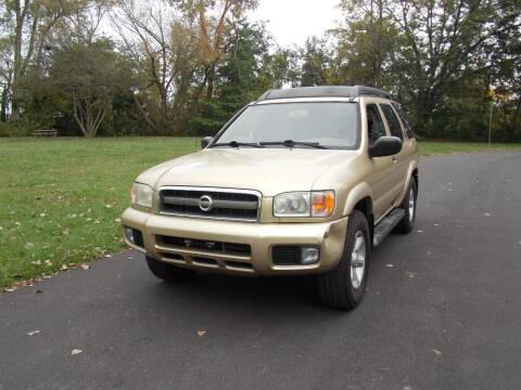 2004 Nissan Pathfinder for sale at Your Choice Auto Sales in North Tonawanda NY