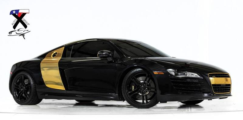 2009 Audi R8 for sale at TX Auto Group in Houston TX