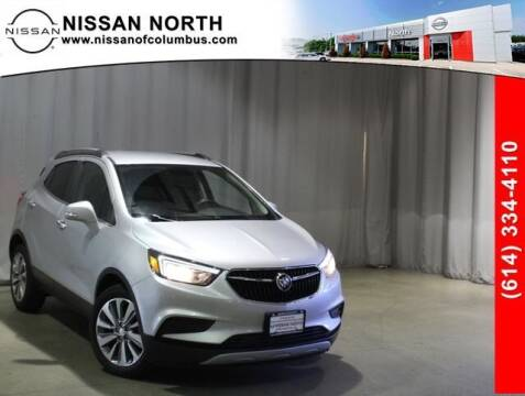 2019 Buick Encore for sale at Auto Center of Columbus in Columbus OH
