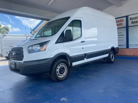 2015 Ford Transit Cargo for sale at ELITE AUTO WORLD in Fort Lauderdale FL