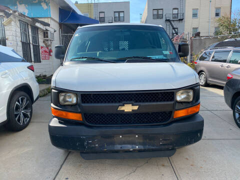 2013 Chevrolet Express Cargo for sale at Luxury 1 Auto Sales Inc in Brooklyn NY